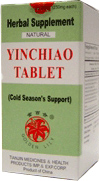YINCHIAO 120 tables/btl