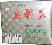 Oolong Tea, 100 bags / box