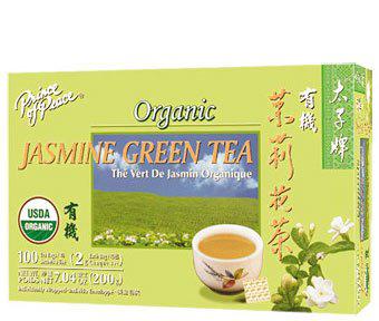 Organic Jasmine Tea 100 tea bags
