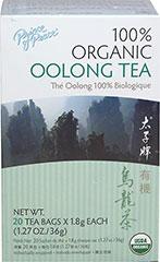 Orangic Oolong Tea 20 tea bags