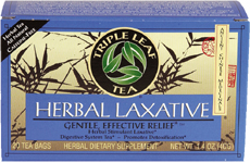 Triple Leaf Herbal Lavative Tea