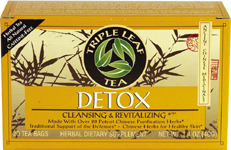 Tirple Leaf Dotex Tea