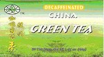 Decaffeinated Green Tea 20 tea bags
