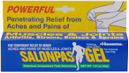 Salonpas Gel, 1.4 oz