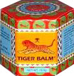 Tiger Balm Ointment, extra strength,  red, 18 gram